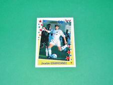 PANINI FOOTBALL SUPERFOOT 1998-1999 JOCELYN GOURVENNEC OLYMPIQUE MARSEILLE OM