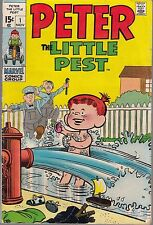Peter The Little Pest #1 - Silver Age Comic Book - Marvel - 1967
