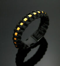 London VESPE Rugby 550 Paracord Braccialetto