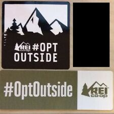 2 REI co-op Decal Stickers