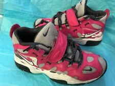 Nike Pink Black Sneakers Size 5 Youth