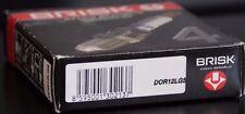 4 Brisk DOR12LGS Spark Plug Caterham 21 Super Seven Citroen AX BX Jumpy Xantia