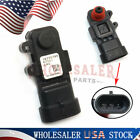 For Chevy Gmc Buick Fuel Pump Tank Vapor Vent Evap Pressure Sensor 16238399
