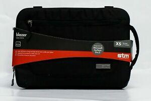"Blazer 11"" Inch Laptop Bag Netbook Carry Case Tablet MacBook Sleeve Black by STM"