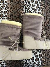 New Adidas Woman Moon Boots 9.5