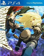 New Sony PS4 Games Gravity Rush 2 Asia HK Version Chinese/English Subtitle