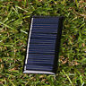 5V 2W 25MA 45x25mm Power Bank Charging Module Mini Epoxy Solar Panel Outdoor