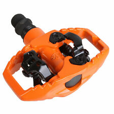 Ritchey Awi Comp Trail Mtn Clipless Pedals, Orange