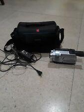 New ListingSony Handycam Dcr-Trv250 Digital-8 Camcorder Bundle