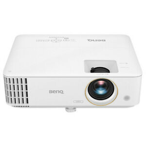 BenQ TH585 Full HD DLP Home Theater Bar Gaming Low Latency Projector 3500 Lumens