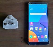 LG g6 - 32gb-Ice Platin (Entsperrt) Smartphone-Risse vorne & hinten Glas