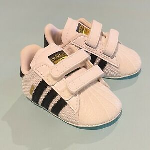 Baby shoes Adidas - SUPERSTAR CRIB - Size 1