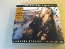 Shakira,Washed And Dried,Cd Album Plus Dvd