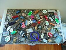 "Mixed Lot Of Over 65 Vtg."" NOS "",Used Keychains / Other Misc.Items  "" GREAT LOT"