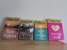 Lot of 4 Danielle Steel Novels - Hardcover with Dust Jacket ~ YOU CHOOSE