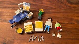 Playmobil Figuren aus Sammlung Konvolut Set 3927 Zahnarzt