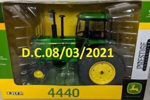 Ertl John Deere 4440 Dually 1/16 Prestige Edition MIB Farm Tractor Beautiful.