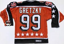 cf25ecce WAYNE GRETZKY #99 SIGNED CAMPBELL 1984 ALL STAR AUTHENTIC HOCKEY JERSEY  PSA/DNA