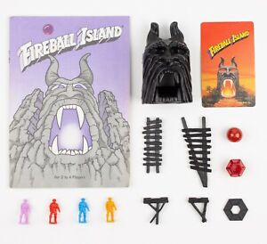 Fireball Island Original Replacement Parts | Complete Your Game!