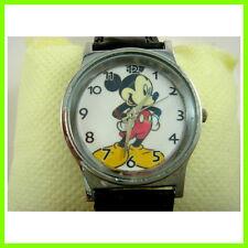 Mickey Mouse Men Boy Women Girl Kids Child Fashion Quartz Wrist Watch FREE SHIP