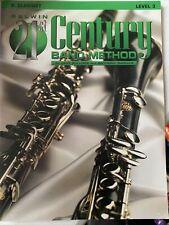 B Flat Clarinet Level 3 21st Century Band Method