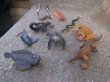 Safari LTD TOY infame creature Toob risorsa didattica Set di 9 pezzi