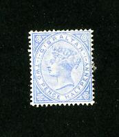 Gibraltar Stamps # 11 XF OG NH Scott Value $100.00