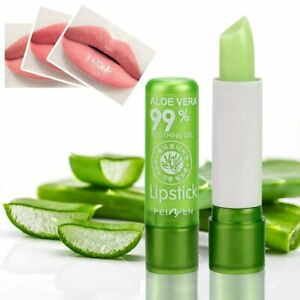 Moisture Lip Balm Natural Aloe Vera Lipstick 1Pcs Long Lasting Protection Balm