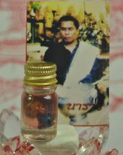 Love Potion Oil Kuman Thong Love sex Lucky Thai Magic Herbal Charm Top Amulet
