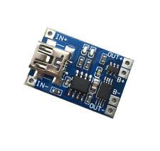Micro USB 5 V 1 A TP4056 Lithium Battery Charger Module 1 A Li-Ion Arduino UK navire