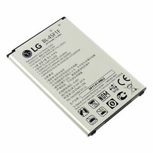 LG BL-45F1F BATTERY FOR ARISTO MS210 / K4 2017 M160 / K8 2017 M200 / K7 2410mAh