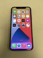 Apple iPhone X - 64GB - Space Gray (Unlocked) (Read Description) AQ2645