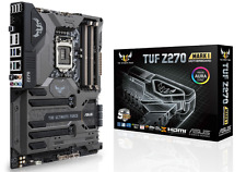 NEW ASUS TUF MARK 1 Z270 GAMING MOTHERBOARD COMPUTER COMPONENTS SOCKET 1151 GEAR