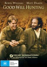 Good Will Hunting - DVD Region 4