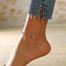 Anklet Foot Beach Sandal Jewelry Hollow Heart Starfish Ankle Bracelet Barefoot