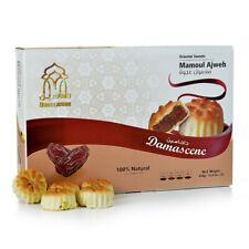 Damscene maamoul avec dates 450 g, original Oriental Sweet 100% naturel Made In J