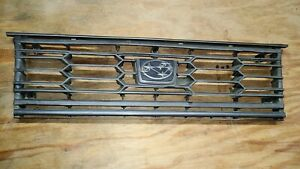 1982-1987 OEM Subaru Brat Grill with Center Emblem SHIPS FREE