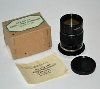 NEAR EXC! MODIFIED TO M42 SUPER FAST USSR 16KP LENS f1.2/50+FOCUS, FULL SET (9)