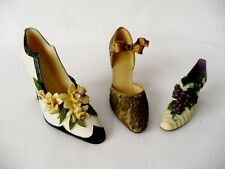 Three Collector Shoes - Gloria By Sandy Lynam Clough + Two Others