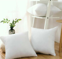 """Hollow fibre Pillow Cushion Pads Inners Inserts Fillers 12"""" 14"""" 16"""" 18"""" 20"""" 22"""""""