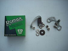 REMAX ES47 = 400415 contacts set for 30's-40's Hillman Humber Rover Riley etc