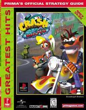 Crash Bandicoot 3: Warped (Prima's Official Strategy Guide), Budabuga Brothers,