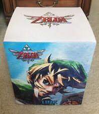 "Link Statue 10"" The Legend Of Zelda Skyward Sword Breath Of The Wild Switch"