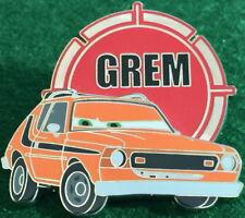 DISNEY PIXAR CARS 2 2011 Mystery Set GREM CHASER PIN - LE 500 PinPics #85071
