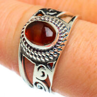 Citrine 925 Sterling Silver Ring Size 9 Ana Co Jewelry R46331F