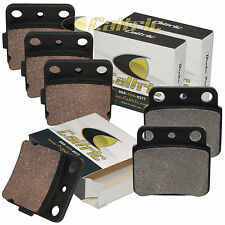 FRONT & REAR BRAKE PADS FITS ARCTIC CAT DVX400 Sport 2004 2005 2006 2007 2008