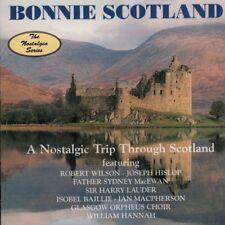 Various Folk(CD Album)Bonnie Scotland. A Nostalgic Trip Through Scotlan-New