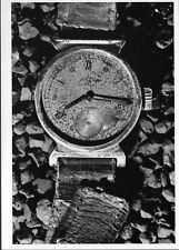 WW2 - Photo-carte - Japon - Hiroshima - Montre arrêtée à l'heure de l'explosion