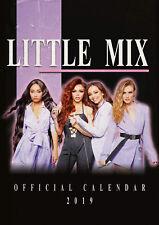 LITTLE MIX Official CALENDAR 2019 A3 Wall Calendar Brand New 9781785495632
