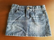 Gap denim skirt winter summer 2-3 3 years girl